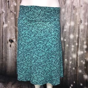 Skirt by LulaRoe 2XL